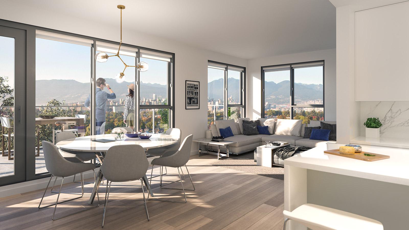 Interiors for high-calibre living.